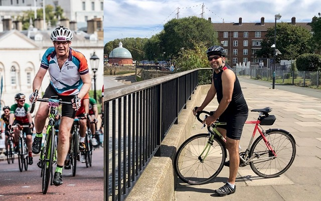 Stuart and Ashvin will cycle over 800 miles to raise funds